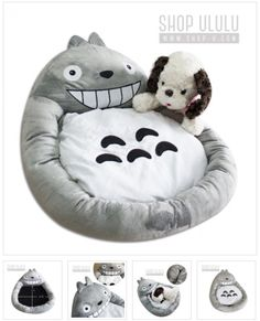 For your beloved pet #Totoro