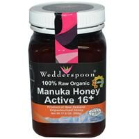 Manuka Honey - - This precious honey from New Zealand is used as a natural medicine for wounds, infections, low immune system, acne, indigestion, acid reflux and other ailments.  It may not be cheap, but is totally worth it.