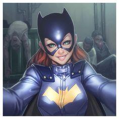 New Batgirl - MaHenBu