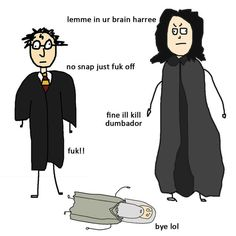 Harry Potter and the Half-Blood Prince | Every Harry Potter Movie Summarized In Terrible Microsoft Paint Drawings // these. are. hilarious.