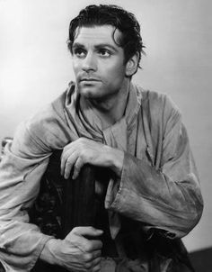 Laurence Olivier as Heathcliff in Wuthering Heights - Yeah, he was a hottie, once upon a time