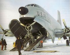 Operation Deep Freeze 50 Years of US Air Force Airlift Antarctica 1956 2006