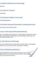 VERZEICHNIS MECHATRONIK: Grundlagen-BEGRIFFE werden erklaert + kleines Woerterbuch Computertechnik (deutsch-englisch) - in German language: alphabetical index of technical terms mechatronics
