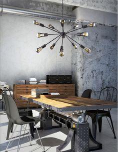 Loft sítulú lámpa