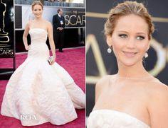 Jennifer Lawrence | Best Dressed Celebrities of 2013 | http://www.mydesignweek.eu/