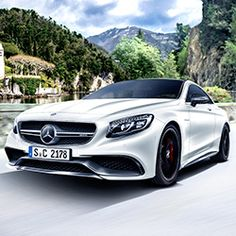 Introducing the S 63 AMG Coupé: irresistible presence and effortlessly superior sportiness. #AMG http://www.mercedes-amg.com/webspecial/s63coupe/index.php