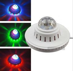 RGB Auto Activated Colorful LED Stage Lighting Dynamic Crystal Magic Ball RGB Effect Par Light Disco DJ Party KTV Stage Light Christmas Gift Online with $12.99/Piece on Ok360's Store | DHgate.com