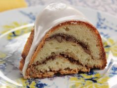 Sour Cream Coffee Cake Recipe : Trisha Yearwood : Food Network - FoodNetwork.com - this sounds delicious!