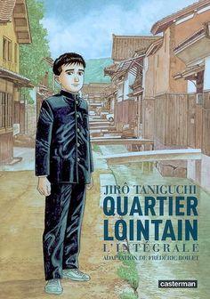JIrô Taniguchi - Min barndoms by. Graphic novel.
