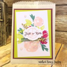 2017 Annual Catalog, Soft Sayings Card Kit, Fresh Floral DSP, Label Me Pretty Bundle, OnStage 2017, OSAT Blog Hoppers, Stampin Up