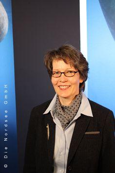Frau Dr. Juliana Köhler ist #Geologin am #Wattenmeer und Geschäftsführerin des Wattenmeerbesucherzentrums in #Wilhelmshaven #WattWiki