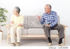シニア夫婦 喧嘩