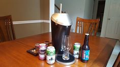 Tap your own draft beer at home with the Fizzics Draft Beer System