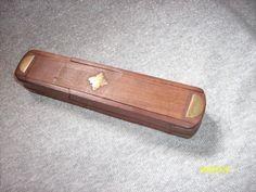 Vintage antique wood jewelry boox by myfatherlovlyboxx on Etsy