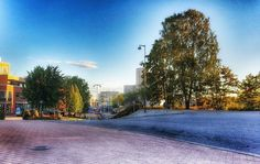 Autumn.  #europe #instahelsinki #helsinki #travel #traveler #traveling #travelgram #finnishboy #landscape #landscape_lovers #finnish #travelphotography #instatravel #instapic #instagramers #visithelsinki #f4f #cool #nature #hiking #follow #followme #sport #fashion #love #nature #instarunners #trailrunning #gym #fitness