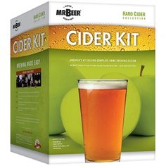 Find the Mr. Beer Hard Cider Kit by Mr. Beer at Mills Fleet Farm.  Mills has low prices and great selection on all Beverages.