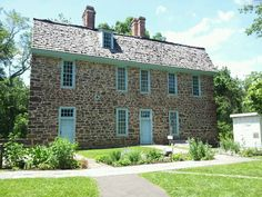Keith House @ Graeme Park, PA