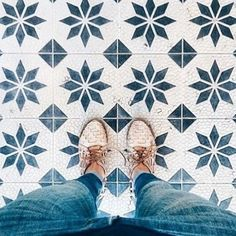 Fox and Beau on Instagram: Lusting over these gorgeous tiles. #love #diy #home #renos...