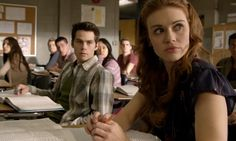 Teen Wolf: 5 Reasons Lydia And Stiles Were Relationship Goals (& 5 Reasons They're Not) Teen Wolf Season 3, Team Alpha, Stiles And Lydia, Stydia, Sterek, Teen Wolf Cast, Lydia Martin, Sailor Jupiter, Me Tv