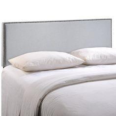 Modway Region King Nailhead Upholstered Headboard - Overstock™ Shopping - Big Discounts on Modway Headboards. $175.99