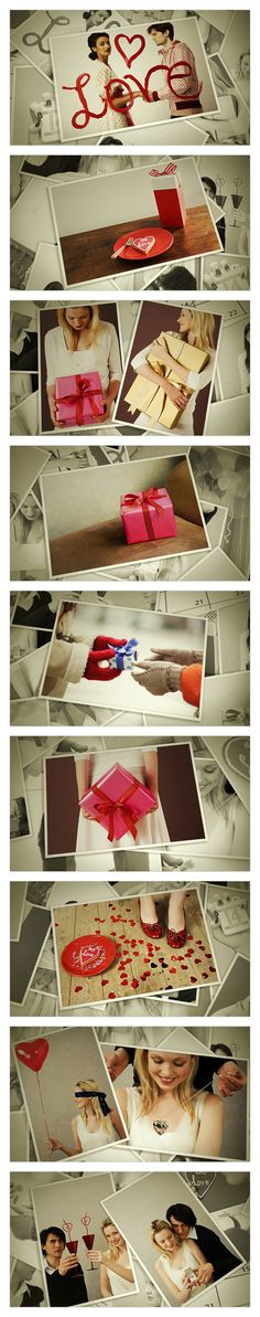 Wedding After Effects Template : http://videohive.net/item/wedding-photos/6993270?ref=CleanAndSimple