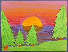 Image result for foreground middleground background art