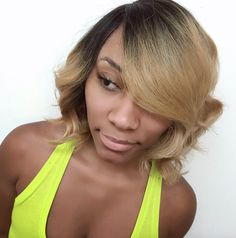 Simple bob via @hairbylatise Read the article here - http://www.blackhairinformation.com/hairstyle-gallery/simple-bob-via-hairbylatise/