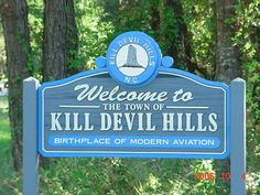 Kill Devil Hills, NC on the Outer Banks