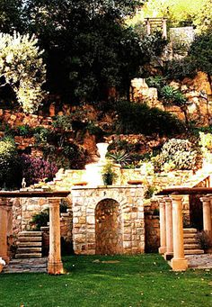 Shepstone gardens, Johannesburg....my friend tamar got married there, it was absolutely beautiful!