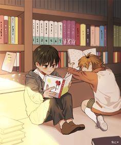 Chibi Kaneki and Hide #TokyoGhoul #KanekiKen #Hideyoshi