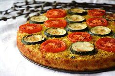 Jak se bavím na mateřské Vegetable Pizza, Zucchini, Vegetables, Vegetable Recipes, Veggies