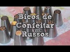 Decoração com o Bico Russo 245 (Mago) - YouTube