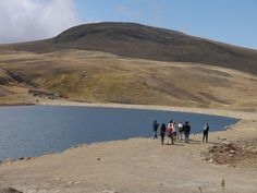 Pic from Oxford student Katie Ann Reilly at a Mano a Mano water reservoir in Sancayani, Bolivia taken during her trip to Bolivia in August 2013.