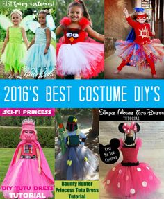 Links to our favorite costumes, tutus, and tutu dresses The Hair Bow Company had created this year.