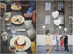 wedding breakfast with family   CHECK OUT MORE IDEAS AT WEDDINGPINS.NET   #weddings #uniqueweddingideas #unique