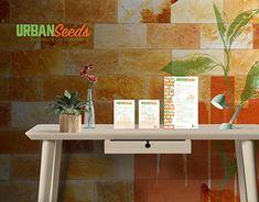 "Check out new work on my @Behance portfolio: ""Urban Seeds Logo & Branding"" http://be.net/gallery/61677729/Urban-Seeds-Logo-Branding"