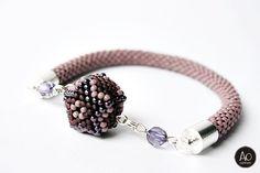 aga opalinska: marzec 2014 Beadwork, Beading, Aga, Pandora Charms, Charmed, Bracelets, Jewelry, Beads, Jewlery