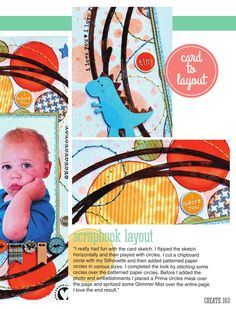 ISSUU - CREATE: Issue 3, March 2014 by Scrapbook Generation