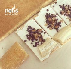 Mini Rulo Pastalar – Nefis Yemek Tarifleri Desserts, Food, Tailgate Desserts, Deserts, Eten, Postres, Dessert, Meals, Plated Desserts