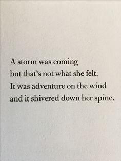 Storm, Atticus