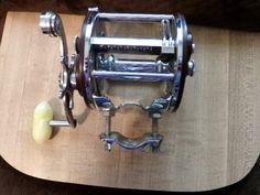 Vintage Penn- Peer 209 Level Wind Freshwater/Saltwater Reel made in the USA, fishing reel, gift for him by Morethebuckles on Etsy $30
