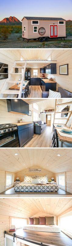 Stunning Tiny House on Wheels that You Must Have Right Now (30 Ideas)