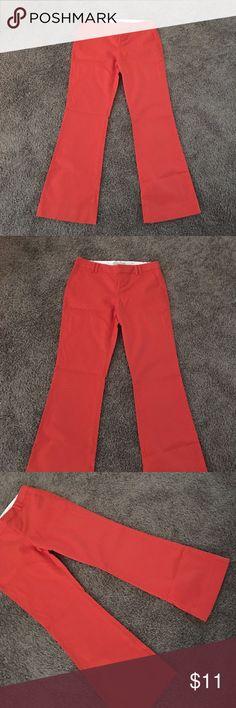 BANANA REPUBLIC PANTS Cotton Martin fit pants in mint condition. Pants look brand new. Banana Republic Pants Boot Cut & Flare