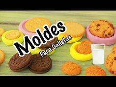 Mi Secreto Para Hacer Galletas   Pasta Flexible - YouTube