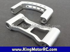 Aluminum Roll Cage Quick Disconnects (Silver)