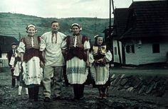 Polomka, Horehronie, Slovakia Folk Costume, Costumes, Folk Clothing, Embroidery, History, Ancestry, Painting, Technology, Collection