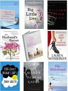 Look Linger Love Reading List