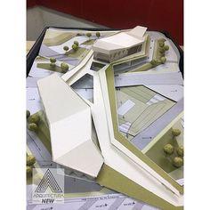 """Trabajo de grado / complejo cultural """"Caracas 450 """" / tutor :Arq @arq_tomas / arquitecto Gothic Architecture Characteristics, Form Architecture, Futuristic Architecture, Commercial Architecture, Landscape Model, Landscape Design, Hotel Floor Plan, Urban Design Concept, Urban Ideas"""