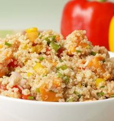 Are you a quinoa lover? You'll love these 10 quick recipes made with quinoa! | via @SparkPeople #food #healthy