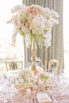 modern Persian wedding in San Jose, California, photo by Jinda Photography | via junebugweddings.com